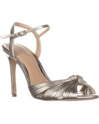 Badgley Mischka - Jewel By Lady Knot Sandals, Gold - Lyst