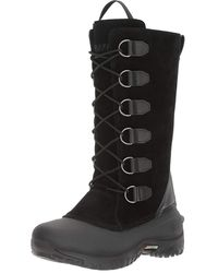 Baffin - Womens Coco Closed Toe Knee High Cold Weather Boots - Lyst