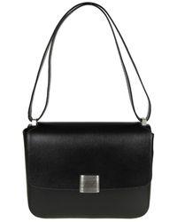 Golden Goose Deluxe Brand - Women's Black Leather Shoulder Bag - Lyst