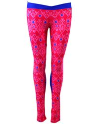 Banana Moon - Pink Sport Leggings Step Sunrun - Lyst