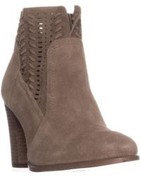 Vince Camuto | Fenyia Ankle Boots, Foxy | Lyst