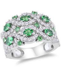 Catherine Malandrino | Infinity Fashion Ring | Lyst