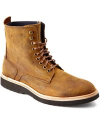 Cole Haan - Martin Leather Boot - Lyst