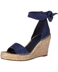 6a1088d84db Marc Fisher - Womens Kaee Leather Open Toe Casual Platform Sandals - Lyst