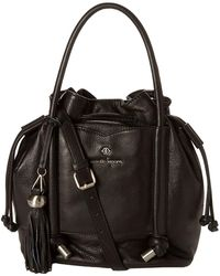 Nanette Lepore - Lydia Leather Bucket Bag - Lyst