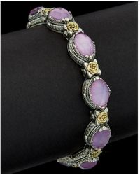 Konstantino - Iliada 18k & Silver 30.00 Ct. Tw. Mother-of-pearl Gemstone Doublet - Lyst