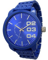 Olivia Pratt - Men's Polished Alloy Watch - Lyst