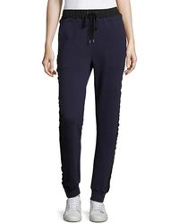 Public School - Lucia French Terry Sweatpant - Lyst