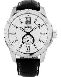 Balmer - Db9 Men's Swiss Luxury Watch, Textured Dial, Ronda 6004.b Movement, Sapphire Crystal - Lyst