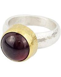 Gurhan - Galapagos Hessonite Garnet Ring - Lyst