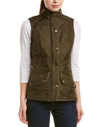 Barbour - Cavalry Gilet - Lyst