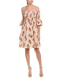 Donna Morgan - A-line Dress - Lyst