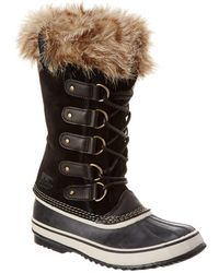 Sorel - Women's Joan Of Arctic Waterproof Boot - Lyst
