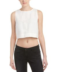 3x1 - Cropped Top - Lyst
