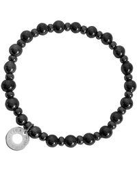 Antica Murrina - Women's Black Steel Bracelet - Lyst