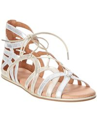 Gentle Souls - Break My Heart 3 Leather Sandal - Lyst