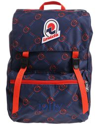 Pinko - Blue And Red Jolly In Love Backpack - Lyst