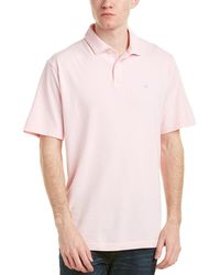 Peter Millar - Crown Finish Polo - Lyst