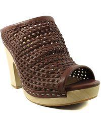 Dolce Vita - Womens Brooks Brown Heels - Lyst