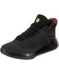 Nike Air Jordan Fly Lockdown Trainers in Black for Men - Lyst 9459be720