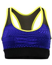 Banana Moon - Blue Sports Bra Skyfit Sunrun - Lyst