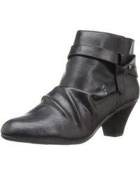 LifeStride - Women's Georgette Ankle Bootie - Lyst