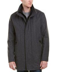 Marc New York - Coyle Wool-blend Coat - Lyst