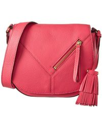 Tusk - Leather Saddle Bag - Lyst