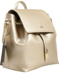 Roberto Cavalli - Hxlpaw 100 Gold Backpack - Lyst