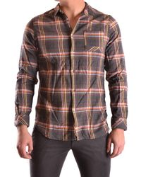 Meltin'pot - Men's Multicolor Cotton Shirt - Lyst