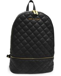 Adrienne Vittadini - The Quilted Collection Large Backpack - Lyst