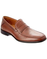 Aquatalia - Xaver Waterproof Leather Loafer - Lyst