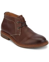 Lucky Brand - Mens Mason Chukka Boot - Lyst