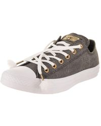 Converse - Women's Chuck Taylor All Star Ox Casual Shoe - Lyst