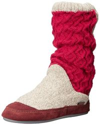 Acorn - Slouch Boot - Lyst