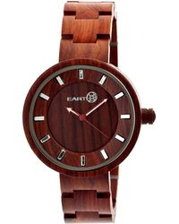 Earth Wood - Root Bracelet Watch - Lyst