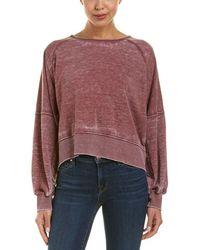 Etienne Marcel - Open Back Sweater - Lyst