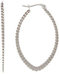 Adornia - Rope Hoops - Lyst