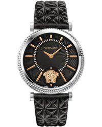 Versace - Women's V-helix Analog Display Quartz Watch, Model: Vqg020015 - Lyst