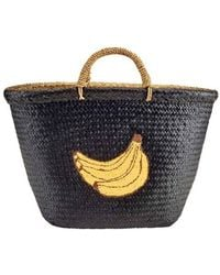San Diego Hat Company - Women's Seagrass Banana Tote Bsb1716 - Lyst