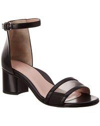 Taryn Rose - Pamina Leather Sandal - Lyst
