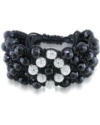 Catherine Malandrino - Shambhala Cuff With Beads - Lyst