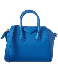 Givenchy - Mini Antigona Leather Satchel - Lyst