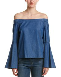 Fate - By Lfd Cold-shoulder Top - Lyst