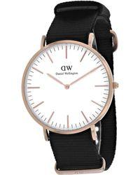 Daniel Wellington - Women's Cornwall (dw00100257) Watch - Lyst