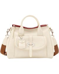 Dooney & Bourke - Florentine Collection Front-pocket Satchel - Lyst