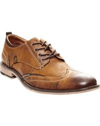 Steve Madden - Men's Jimmer Wing Tip Oxford - Lyst
