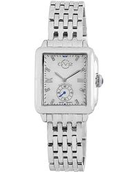 Gv2 - Bari Mother Of Pearl Watch With Two Interchangeable Straps - Lyst