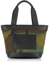 Alexander Wang - Women's Multicolor Canvas Tote - Lyst