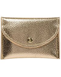 Bungalow 20 - Lauren Mini Envelope Cardholder - Lyst